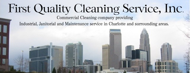 The Commercial Cleaning Company of Choice!